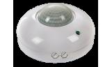 Датчик движения ДД-020B-W 800Вт 230В 360гр. 6м IP33 Белый LLT