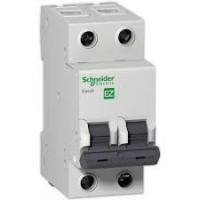 Автоматический выключатель 2P 10А (C) 4,5kA EASY9 SchE