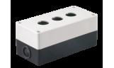 Кнопочный пост КП-103 3 кнопки, пластиковый