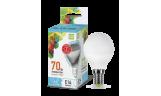 Лампа LED-ШАР 7.5Вт Е14 4000К 230В 675Лм ASD