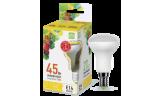 Лампа LED-R50 5Вт 220В Е14 3000K 450Лм ASD