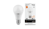 Лампа LED А60 10Вт 230В Е27 2700К 880Лм Gauss