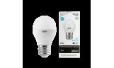 Лампа LED-Шар 6Вт Е27 4100К 230В 450Лм Gauss