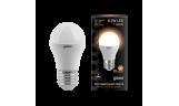 Лампа LED-Шар 6.5Вт Е27 2700К 520Лм Black Gauss
