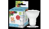 Лампа LED-JCDRC 5.5Вт GU10 230В 4000K 495Лм ASD