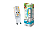 Лампа LED-JCD 3Вт 230В G9 4000К 250Лм ASD
