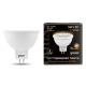 Лампа LED MR16 5Вт 230В GU5.3 2700К 500Лм Black Gauss