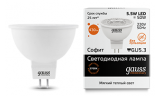 Лампа LED MR16 5.5Вт 230В GU5.3 2700К 430Лм Gauss