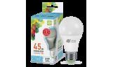 Лампа LED-A60 5Вт 220В Е27 4000К 450Лм ASD