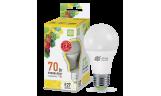 Лампа LED-A60 7Вт 220В Е27 3000К 630Лм ASD