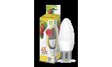 Лампа LED-Свеча 5Вт Е27 3000К 230В 450Лм ASD