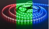 Светодиодная лента открытая 7,2Вт/м 5050 30LED/m IP20 12В (RGB)