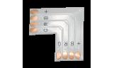 Соединительная плата для светодиодной ленты L 4-х конт. 10мм