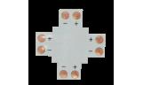 Соединительная плата для светодиодной ленты X 2-х конт. 10мм