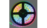 Светодиодная лента герметичная 14,4 Вт/м 5050 60LED/m IP65 12В (RGB)