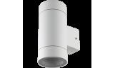 Светильник накладной 2хGX53 8013А IP65 белый матовый