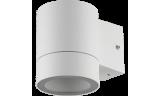 Светильник накладной GX53 8003А IP65 белый матовый