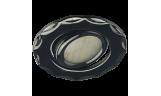 Светильник поворотный DH07 MR16 GU5.3 чёрный хром