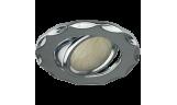 Светильник поворотный DH07 MR16 GU5.3 хром