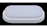 Светильник светодиодный СПП-2401 овал 12Вт 4000К 960Лм IP65 LLT