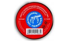 Изолента ПВХ черная IZ 1920S Terminator